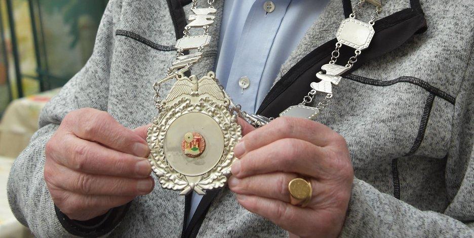 """""""Ännchen – Peng, Peng, Peng""""Königskette für Manfred von Negelein"""